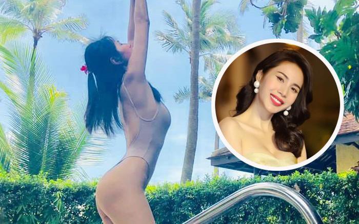 Thủy Tiên diện áo tắm thả dáng khoe body nuột nà nhưng vẫn bị netizen nhắc nhở ...