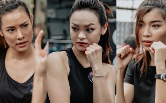 """Loạt người mẫu Việt cá tính """"rủ rê"""" đi làm đả nữ kế thừa Ngô Thanh ..."""