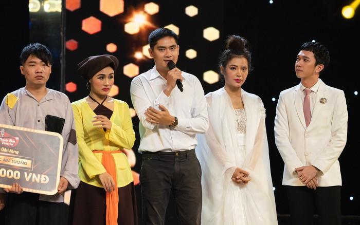 Cặp đôi vàng: Minh Luân - Phương Trinh Jolie bất ngờ rút lui trong đêm Bán ...