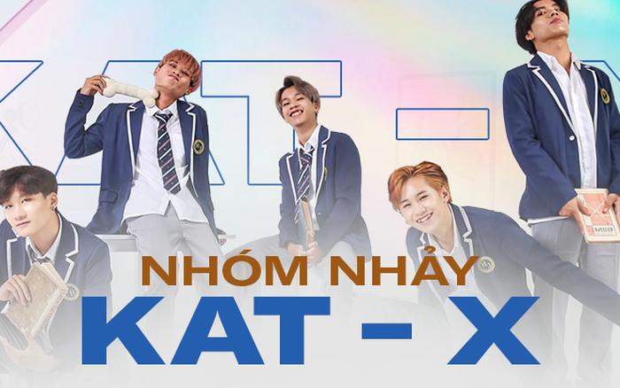 HOT: KAT - X nhóm nhảy đường phố đầu tiên ở Việt Nam lập kỷ lục nút vàng với 1 triệu ...