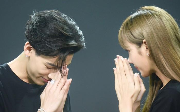 Dự sự kiện ở Thái, Lisa (BLACKPINK) và Bambam (GOT7) biến luôn thành concert của ...
