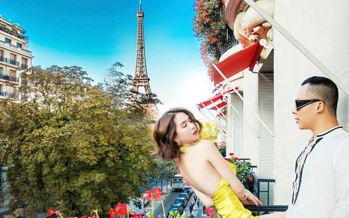 Ở Paris có khác: vlog mới của Vũ Khắc Tiệp và Ngọc Trinh như 1 show diễn thời trang đỉnh ...