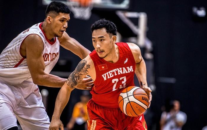 Đội tuyển bóng rổ Việt Nam công bố danh sách dự SEA Games 30
