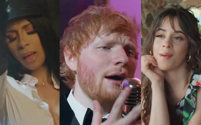 Ed Sheeran tung MV mới hợp tác cùng Cardi B và Camila Cabello