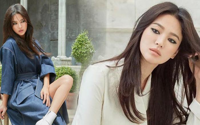 Song Hye Kyo đăng loạt ảnh gây bão trên MXH sau 3 tháng ly dị