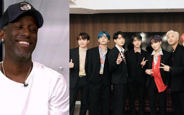 Fandom của BTS lại đón thêm 2 thành viên mới: Nam ca sĩ nhóm Boyz II Men và ...