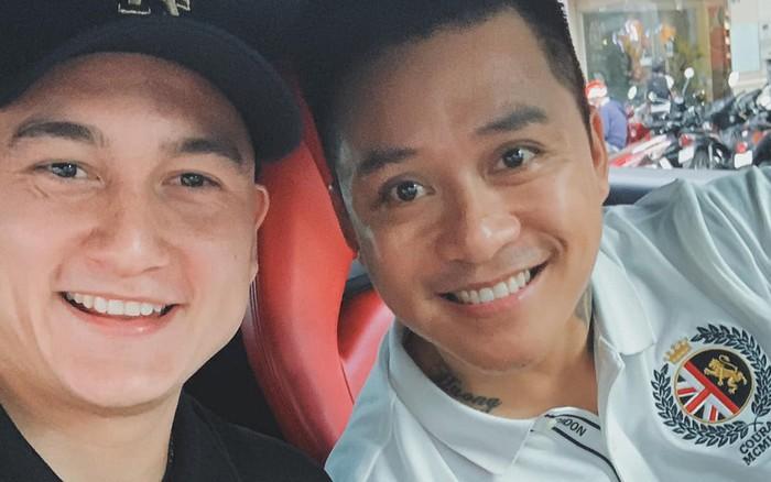 Tình cờ gặp ca sĩ nổi tiếng, Văn Lâm còn được đi nhờ siêu xe 16 tỷ đồng về đại bản ...
