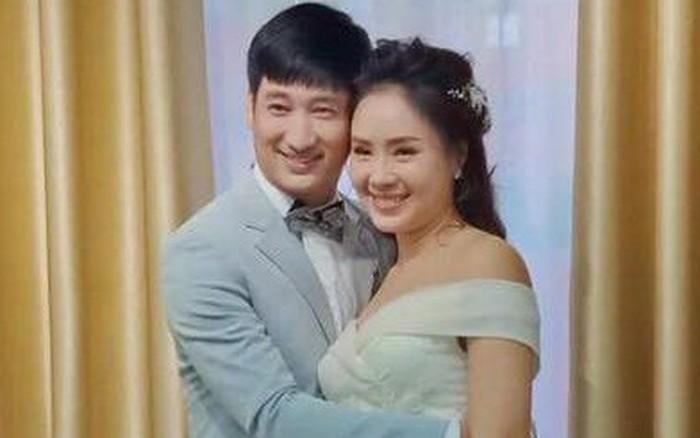 Vừa lấy nửa tỉ ly dị, Khuê (Hoa Hồng Trên Ngực Trái) lộ ảnh kết hôn với Thái: ...