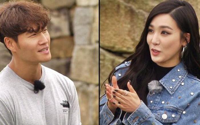 Tiffany (SNSD) gây cười khi tiết lộ Kim Jong Kook nghiện tập gym kể cả khi sang Mỹ
