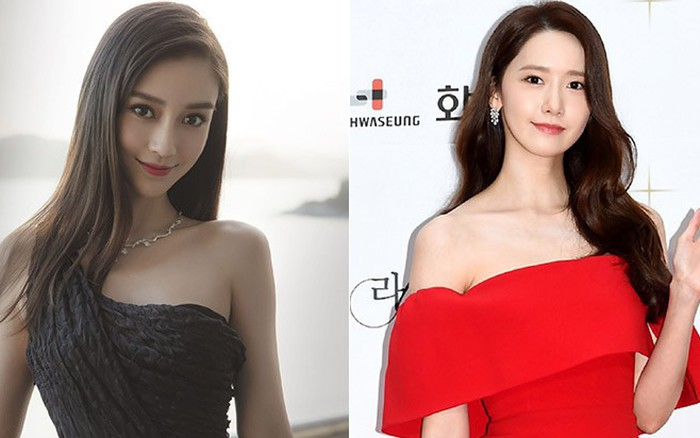 Yoona thua sát nút Angela Baby trong cuộc đua nữ hoàng thảm đỏ ở LHP Busan