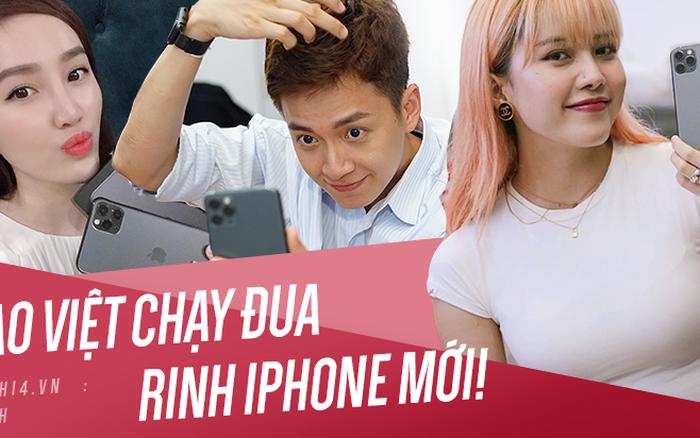"""Hàng chục nghệ sỹ và loạt đại sứ cũ của Samsung, Vivo """"trở mặt"""" để rinh iPhone, ..."""