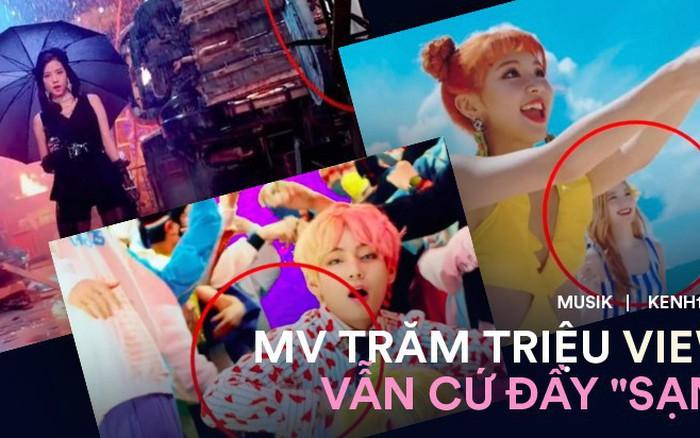 """Soi """"sạn"""" loạt MV Kpop trăm triệu view có thể bạn không biết"""