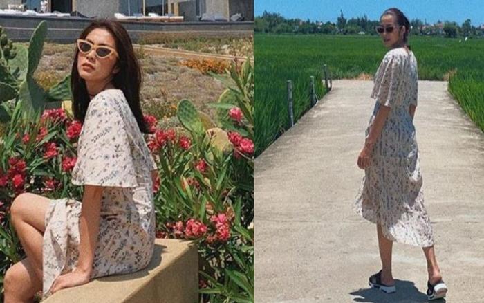 Chuyện Hà Tăng mặc lại đồ cũ: Cũng thường thôi nhưng cách cô biến tấu mới là ...