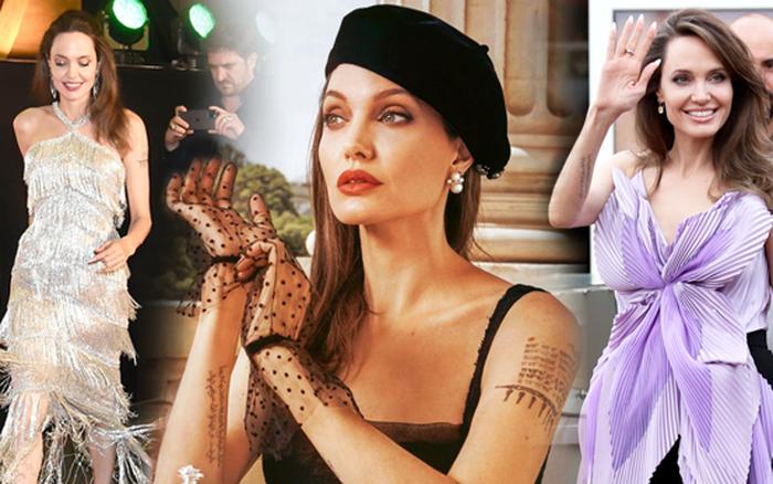 Nhan sắc lột xác của Angelina Jolie gần đây: Cuối cùng nữ hoàng nhan sắc một thời ...
