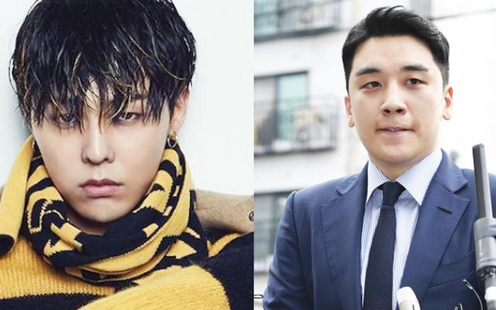 G-Dragon bị nghi viết bình luận ám chỉ Seungri trên MXH, gửi gắm thông điệp trước ...