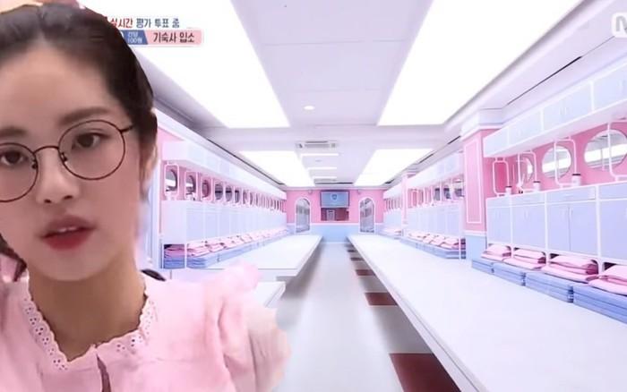 Thêm trò bịp của Mnet: Thí sinh thi show thực tế chỉ được giả vờ ngủ ở ký túc ...