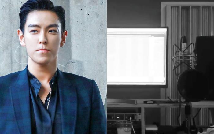 T.O.P ở nhà làm nhạc chờ BIGBANG về come back