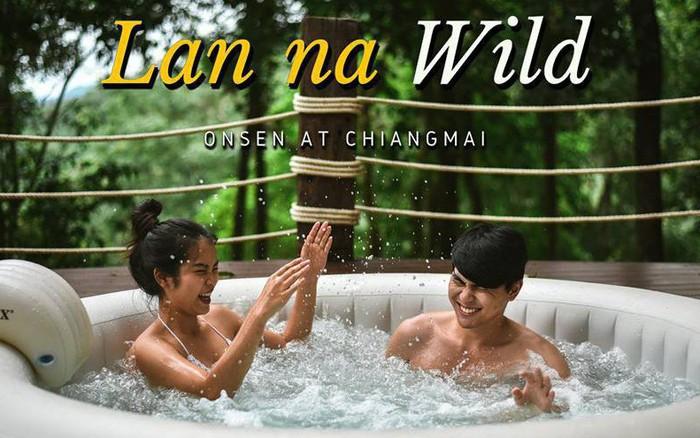 """Trải nghiệm """"tắm nude giữa rừng"""" độc đáo đang khiến hội trai xinh gái đẹp Thái Lan ..."""