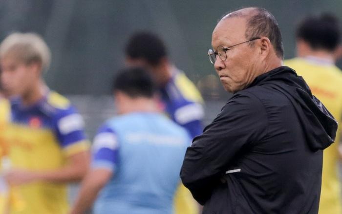 """Sự thật việc HLV Park Hang-seo """"trả đũa"""", cấm phóng viên Thái Lan tác ..."""