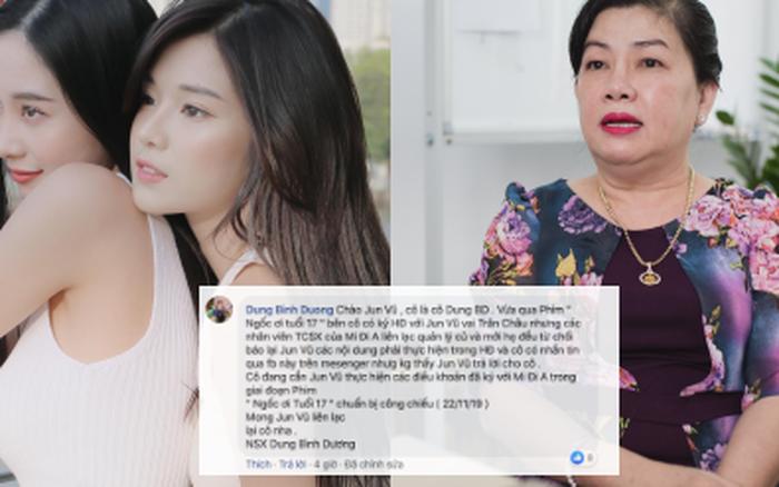 """Jun Vũ vừa đăng hình lên Facebook đã bị NSX Dung Bình Dương """"đòi nợ"""" ..."""