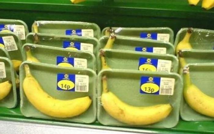 Những kiểu đóng gói thực phẩm khó hiểu trong siêu thị nước ngoài khiến bạn tự ...