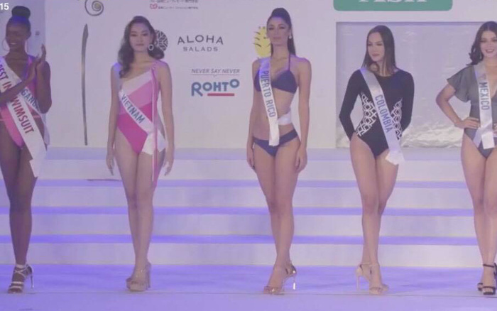 Cập nhật chung kết Hoa hậu Quốc tế 2019: Tường San thắng tiến Top 15, ẵm luôn giải phụ Quốc phục đẹp ...