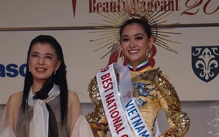 Cập nhật chung kết Hoa hậu Quốc tế 2019: Gặp sự cố phút chót, Tường San vẫn thắng giải Quốc ...