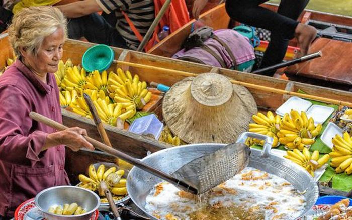 """Đi Thái mà """"lơ đẹp"""" 8 khu chợ nổi """"đỉnh cao"""" gần ngay Bangkok thì thiếu sót lắm đấy"""