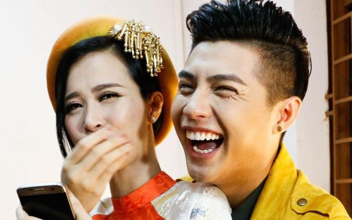 Đông Nhi nói về khoảnh khắc xúc động ôm Noo Phước Thịnh cùng khóc trong ...