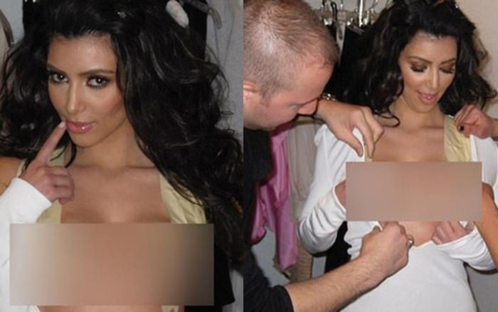 Tiết lộ bí quyết diện những bộ cánh hở bạo, Kim Kardashian khiến netizen choáng váng ...