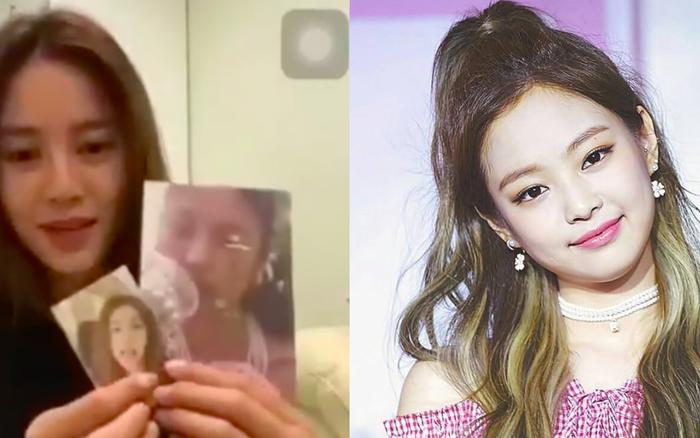 Ninh Dương Lan Ngọc đúng chuẩn fangirl của Jennie (BLACKPINK)
