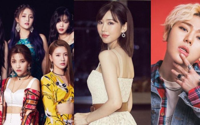 """Hé lộ line-up """"khủng"""" show Hàn - Việt tháng 11: (G)I-DLE và Zico lần đầu chung ..."""