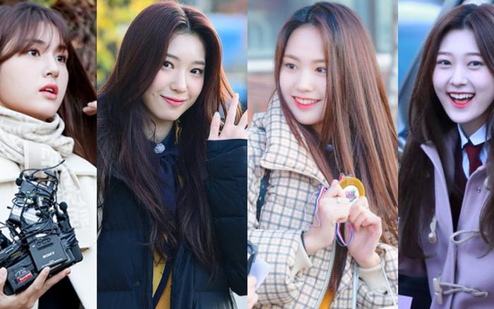 """Khung cảnh """"thần tiên"""" idol Kpop đi thi đại học: Ai cũng diện đồng phục đẹp mãn ..."""