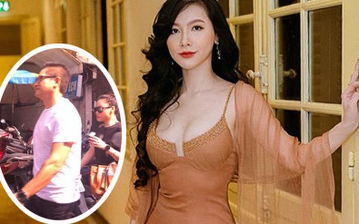Xôn xao ảnh MC Minh Hà đeo đồng hồ đôi bên người đàn ông lạ mặt, rộ nghi ...