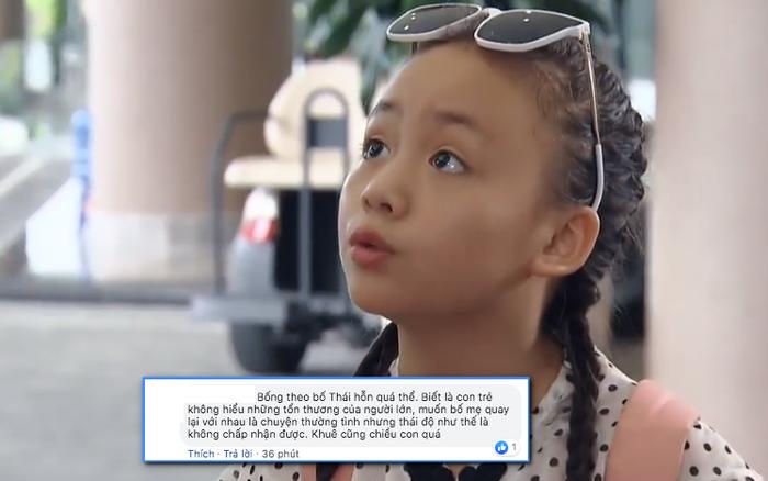 Khán giả Hoa Hồng Trên Ngực Trái tranh cãi kịch liệt vì lời thoại của Bống: Sao ...