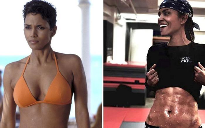 Halle Berry hé lộ thực đơn Keto 5 bữa/ngày giúp cô sở hữu cơ bụng 6 múi dù ...