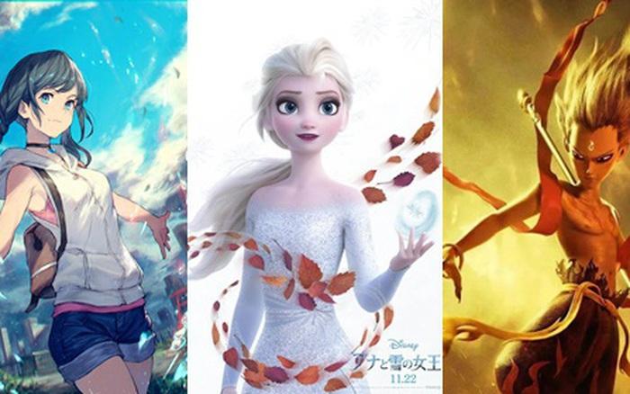 """32 phim hoạt hình """"choảng"""" nhau bể đầu ở Oscar 2020, Frozen 2 chưa chắc đã ôm ..."""