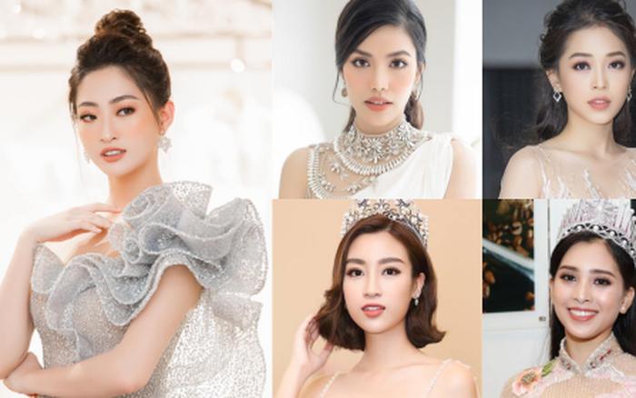"""""""So kè"""" khả năng tiếng Anh của loạt Hoa hậu nổi tiếng trong phần thi giới thiệu thi Quốc ..."""