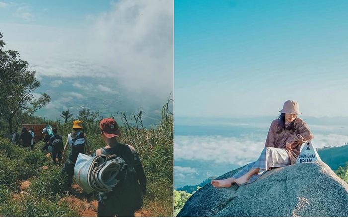Tuổi trẻ nhất định phải một lần được đi leo núi, cuối tuần muốn trốn khỏi Sài Gòn thì ...
