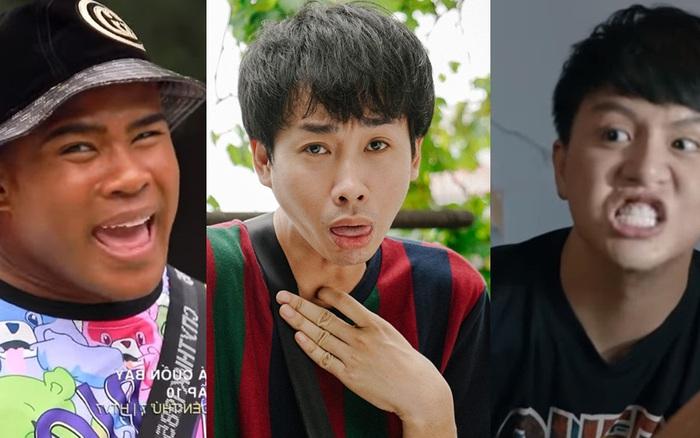 """4 cậu bạn thân """"bóng gió"""" siêu đáng yêu trên phim Thái ..."""