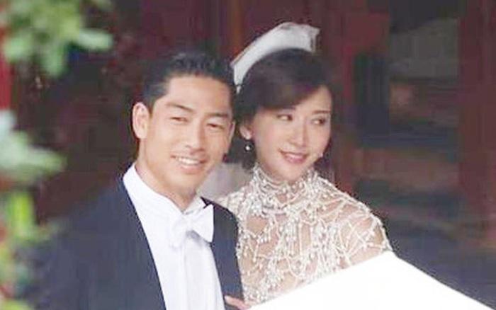 Bị phản đối dữ dội, siêu mẫu ngực khủng xứ Đài Lâm Chí Linh vẫn váy cưới lộng ...