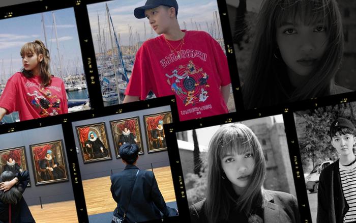 Xuất hiện fangirl rich kid của Lisa (BLACKPINK): Đu concert idol ở bất cứ nơi đâu