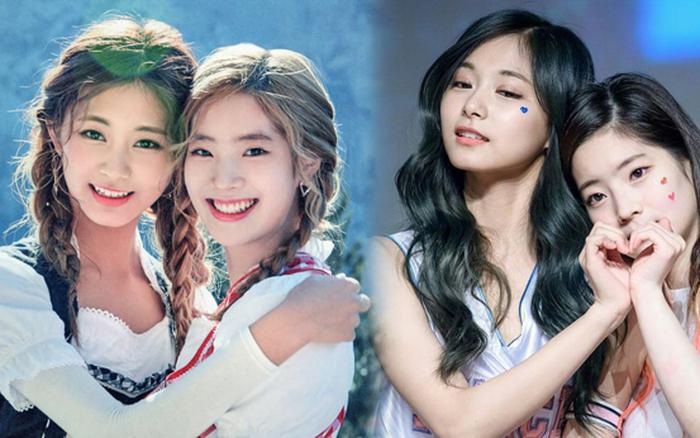 Thêm cặp womance hot hit của Kpop: Dahyun yêu nữ thần Tzuyu (TWICE), ngang nhiên tỏ ...