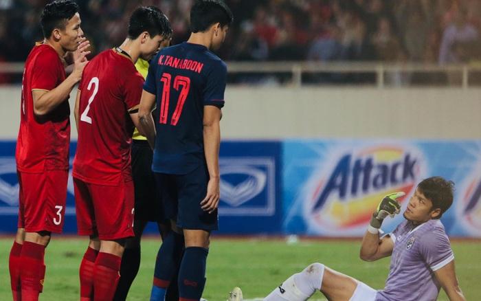Báo Thái tiếc hùi hụi vì đội nhà không thể thắng trước Việt Nam, chỉ ra một ...