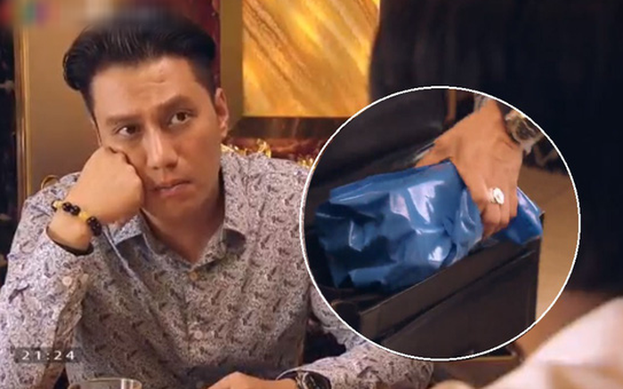 Sinh Tử tập 11: Công khai dúi cục tiền vào túi của Doãn Quốc Đam, Việt Anh thật ...