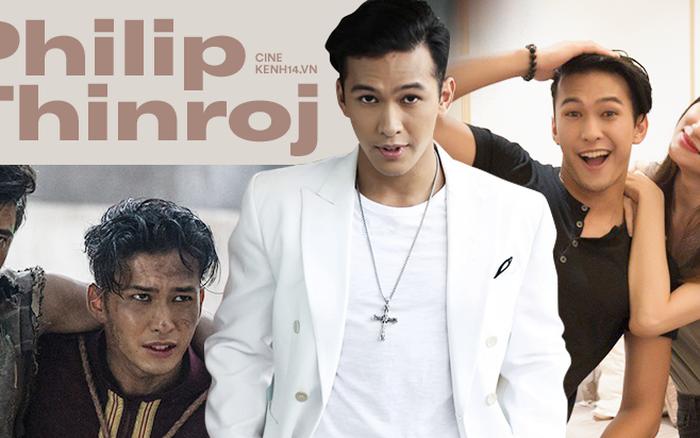 """Tất tần tật về nam thần Philip Thinroj: Quán quân The Face nay trở thành """"em trai ..."""