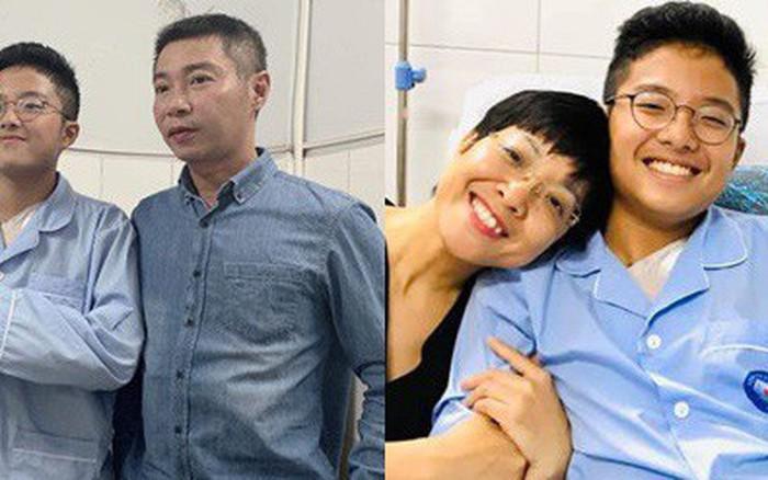 Con trai NSND Công Lý - Thảo Vân gây xôn xao vì lớn phổng phao, mới 15 tuổi ...