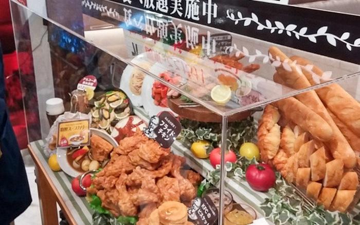 Một nhà hàng KFC ở Nhật mở tiệc buffet phục vụ hơn 50 món, thực đơn có gì hot ...