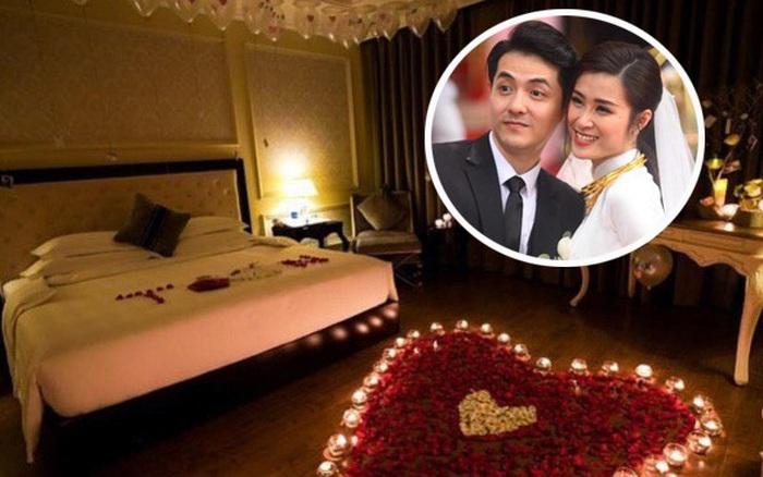 Hơn 1 tuần sau lễ cưới, Đông Nhi - Ông Cao Thắng hé lộ phòng tân hôn cực ...