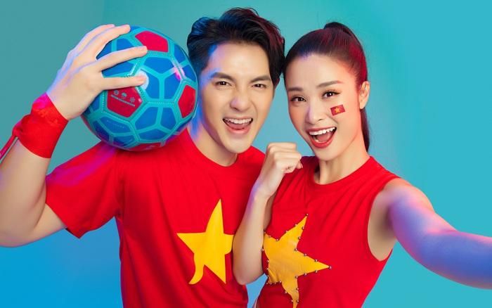 Vợ chồng son Đông Nhi - Ông Cao Thắng: Không chỉ âm nhạc, bóng đá cũng ...